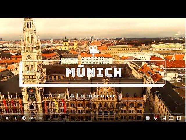 Múnich Una Ciudad de Historia y Tradición. | Guía Rápida Para Viajar a Múnich.