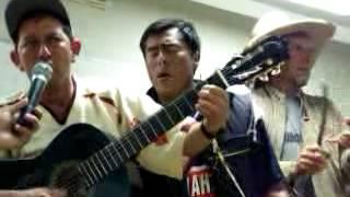 Canción de los guardianes de las lagunas en la Universidad San Marcos.15-11-12