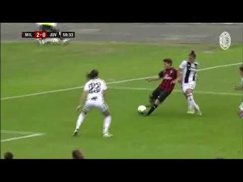 A week of funny football highlights: AC Milan women's 3-0 victory over Juventus