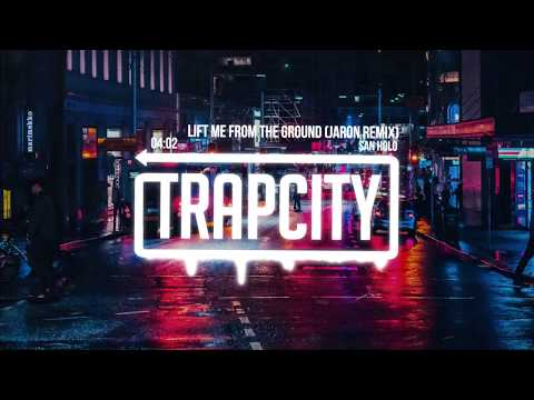 San Holo - lift me from the ground (ft. Sofie Winterson) [Jaron Remix]