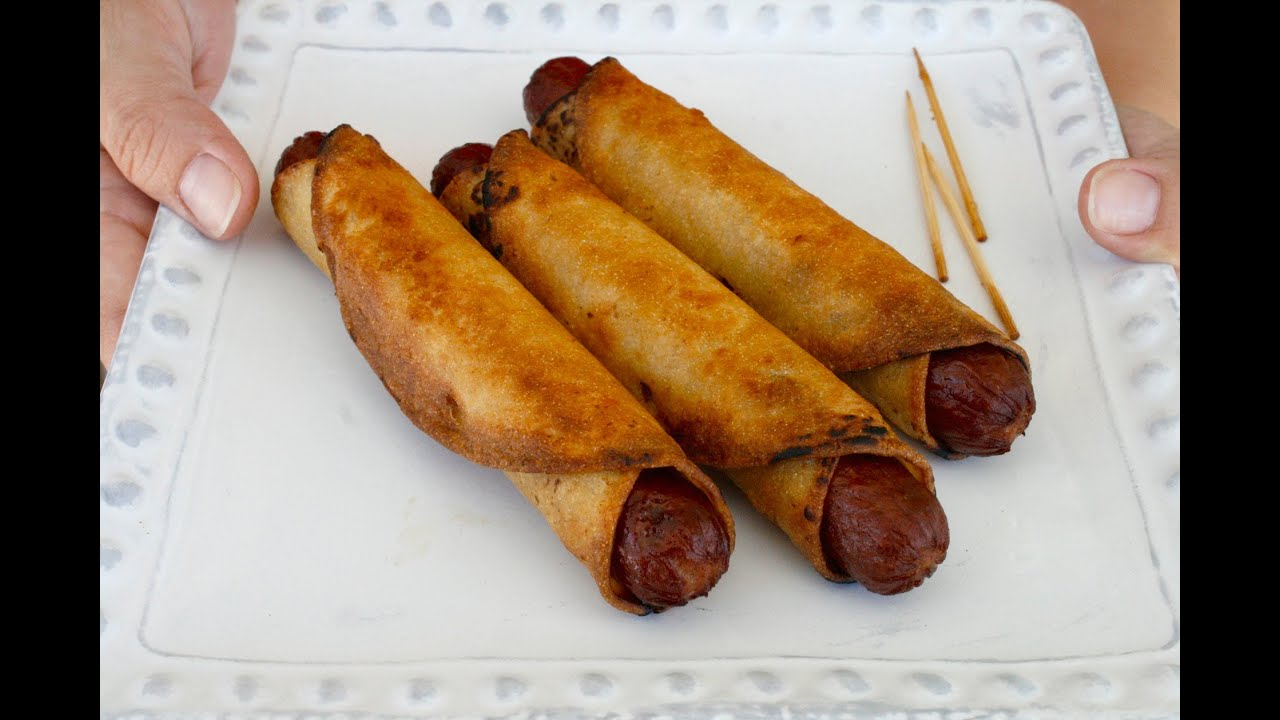 Best Hot Dogs Usa 2017 1 moreover Make Ahead Thanksgiving Appetizers additionally Tomahawk Rib Steak as well 25 Easy Recipes For Summertime Five Heart Home besides Koreas Crinkle Cut French Fry Corn Dog Worlds Wildest Hot Dog Mashup. on bacon wrapped corn dogs
