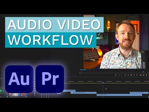 Workflow Between Adobe