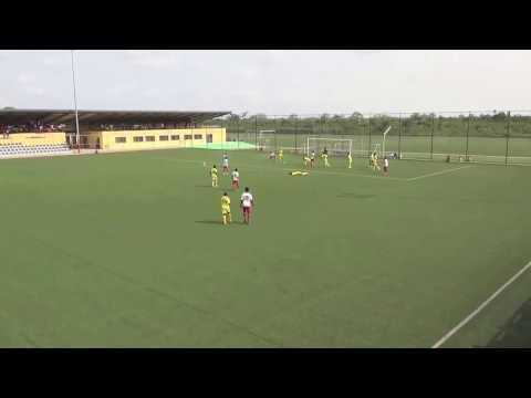 WAFA SC 3-0 AshantiGold Full match Highlights - 2016/17 Ghana Premier League