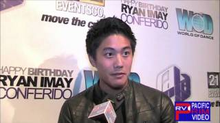 Ryan Higa gives a shout out to OCFoodie Fest & Pacific Rim Video