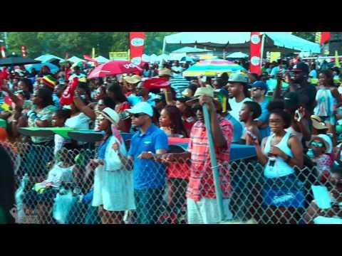 Jerk Fest 2016 Roy Wilkins Park Queens New York