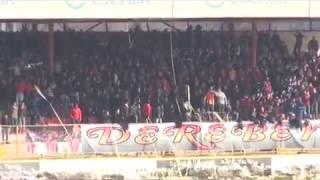 Malatyaspor derebeyleri konfeti show