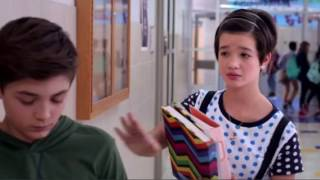 Andi Mack -  She's Turning Into You - Andy Talks With Johan - CLIP