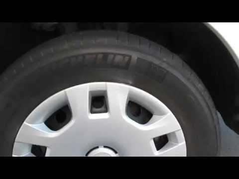 12.6% more fuel efficient Low Rolling Resistance tire Michelin Energy saver Toyota Sienna 2006 van