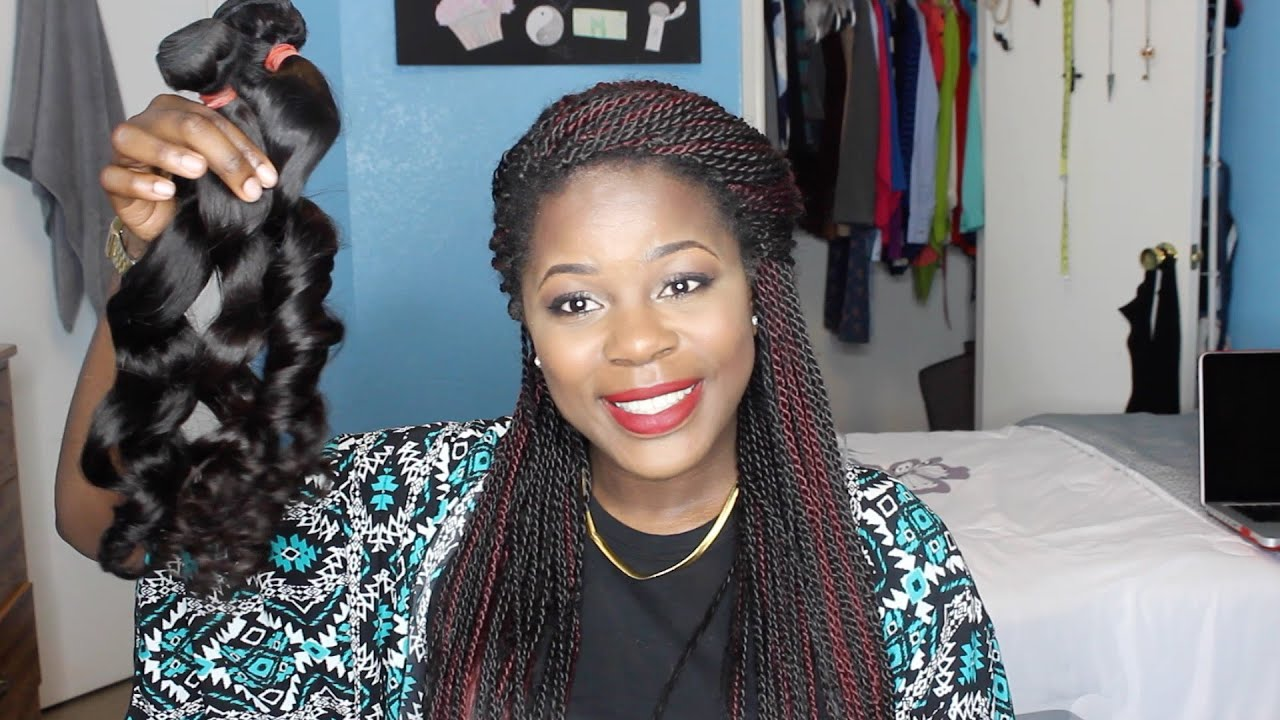 Rosa Hair Products Peruvian Loose Wave Initial Review