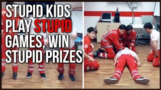 """Kids Playing Viral New Social Media """"Challenge"""" Cause SEIZURE, Send Friend To Hospital"""