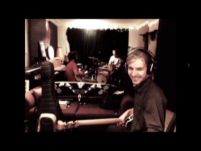 CJ Stranger - Live Recording Session - Strange One