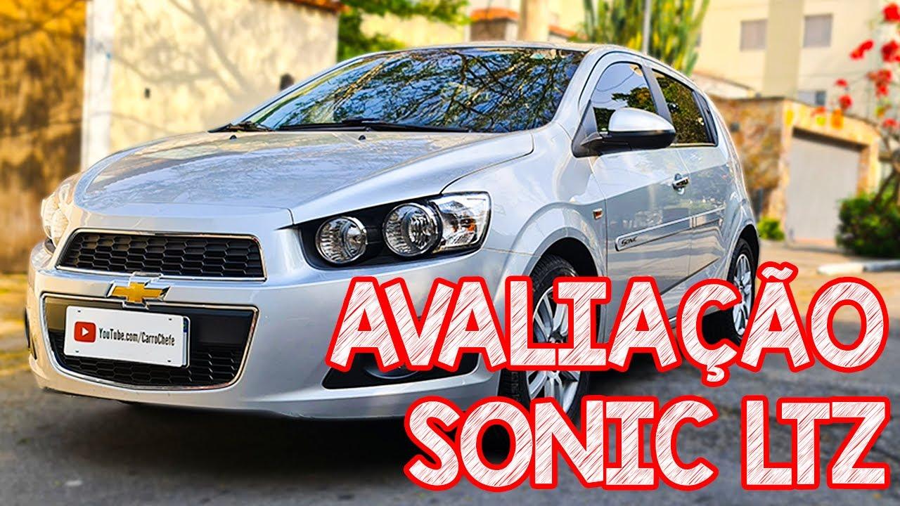 Avaliação Chevrolet Sonic LTZ 2014 Automático - pq tiraram o Astra de linha e colocaram ele?