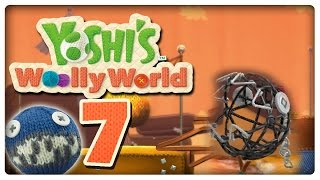 Let's Play YOSHI'S WOOLLY WORLD Part 7: Man beachte die Kehrseite