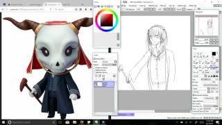 Anime Vlog 1 - Ancient Magus Bride Premiere