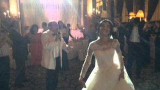Владимир MASTER на свадьбе