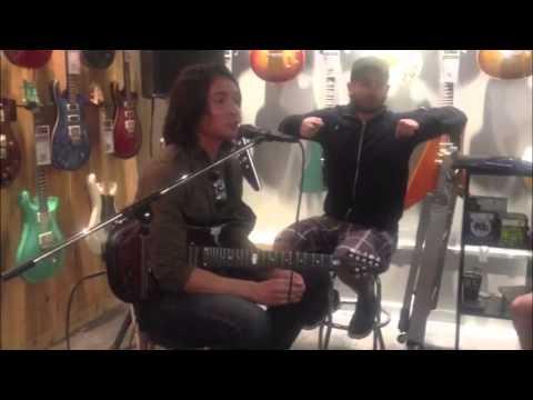 Mark Holcomb Music Man clinic at Guitar Center Atlanta