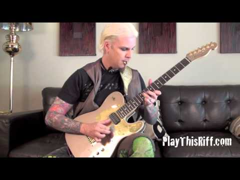 JOHN 5 Shredding for PlayThisRiff.com