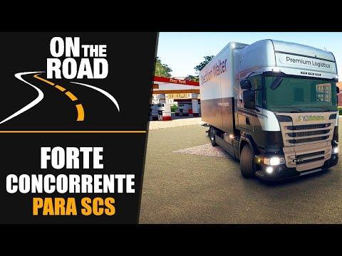 SERÁ UMA FORTE CONCORRENTE PARA SCS - ON THE ROAD PT-BR (PC)