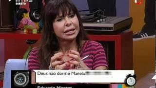 """""""Perdão Pequenino"""" Manuela Moura Guedes / Nilton / 5 Para a Meia Noite"""