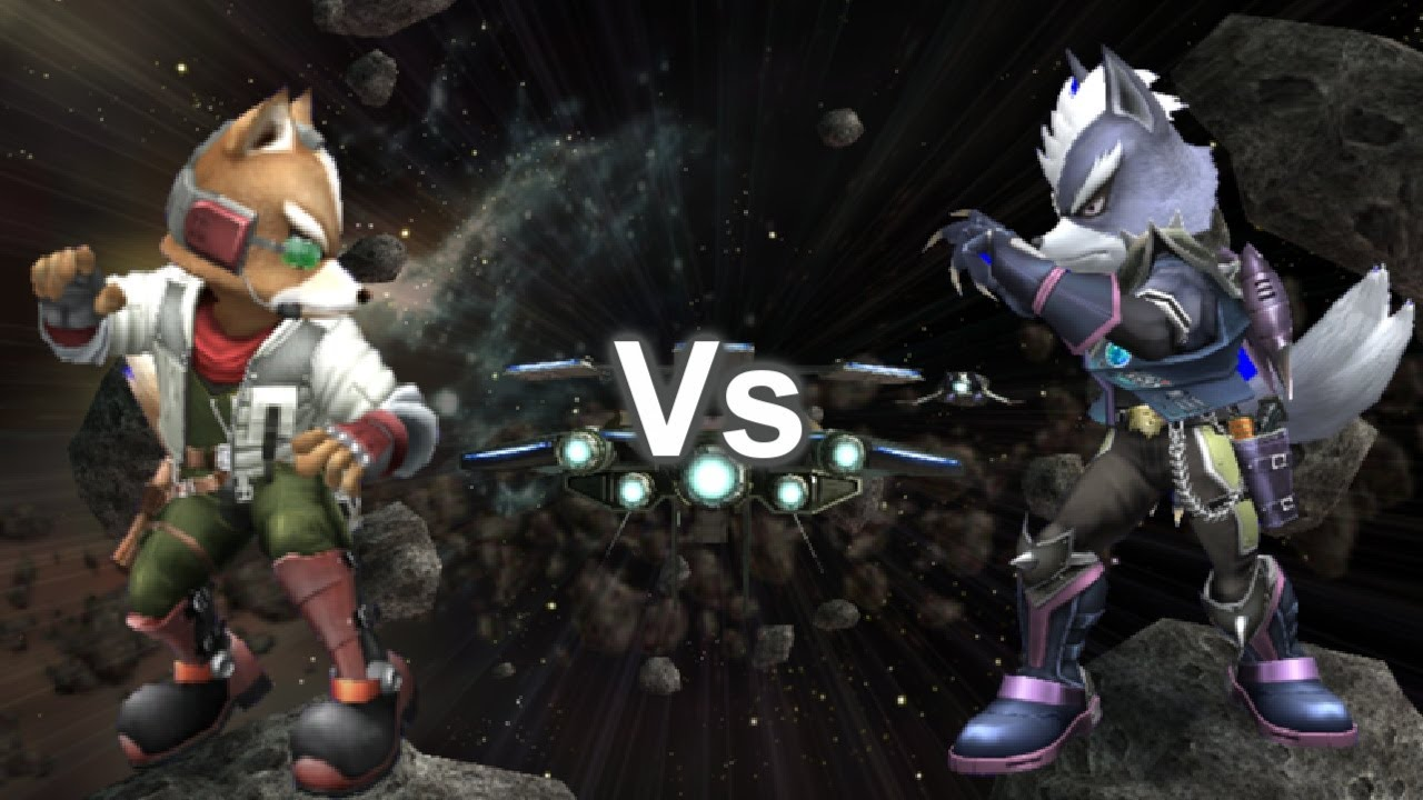 Fox Mccloud And... Fox Mccloud And Wolf Odonnell