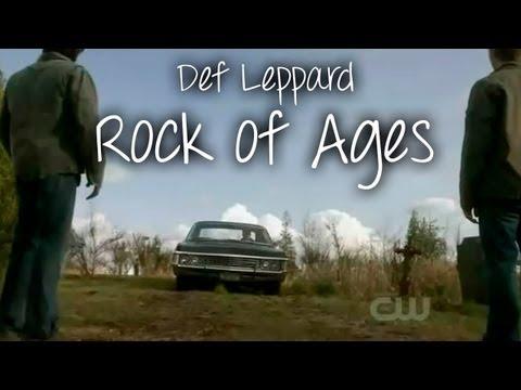 Def Leppard - Rock of Ages | Supernatural 5.22