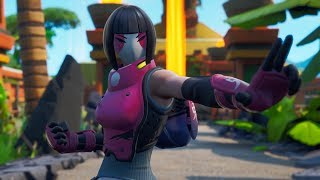 "NEW SKIN ""BACHII""! LOOKS LIKE NARUTO'S ANBU MASK! Fortnite"