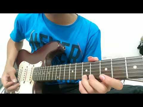 Rinduku - D'pas4 ( guitar cover melodi )