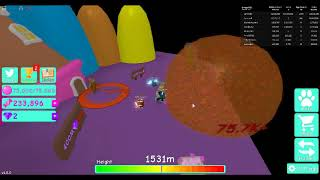 how to get to candy island in bubble gum simulator in roblox