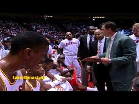 1993-94 Houston Rockets: Clutch City Part 3/4