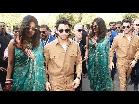 Priyanka Chopra Looks Royal In Mangalsutra And Sindhoor Avat