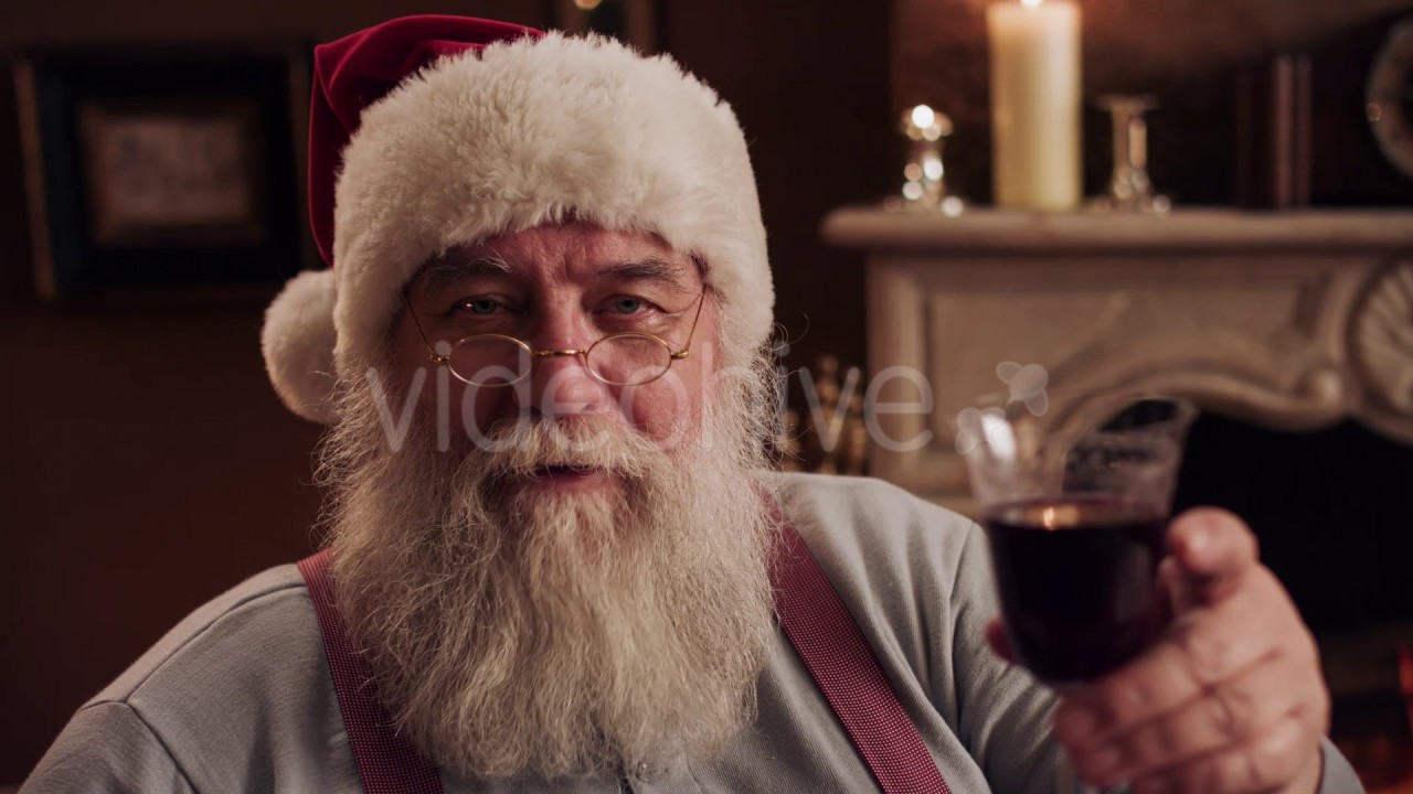 SantaS Christmas Newsletter  Video Template  Youtube