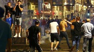 نشوب أعمال عنف بين مناصرين في مدينة ليل الفرنسية