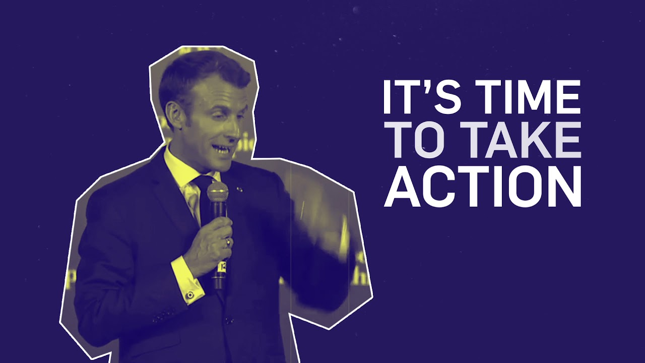 It's Time to Step Up Climate Action – One Planet