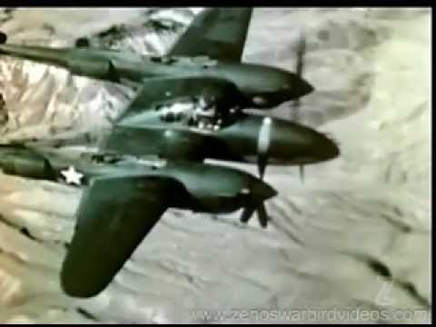 How to Fly the P-38 Lightning