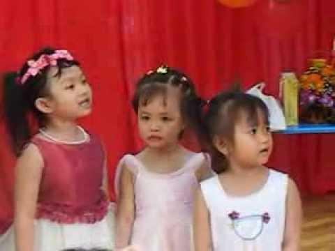 Cô Giáo Miền Xuôi - Các Bé lớp Mầm Trường MN Thảo Nhi