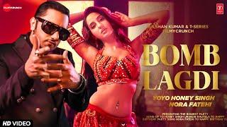 Yo Yo Honey Singh, Nora Fatehi New Song   Bomb Lagdi   Honey Singh New Song 2021   Nora Fatehi