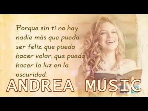 Andrea Music - Tu Mirada - CD Completo con Letras