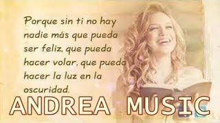 Andrea - Tu Mirada - CD Completo con Letras - Música Cristiana