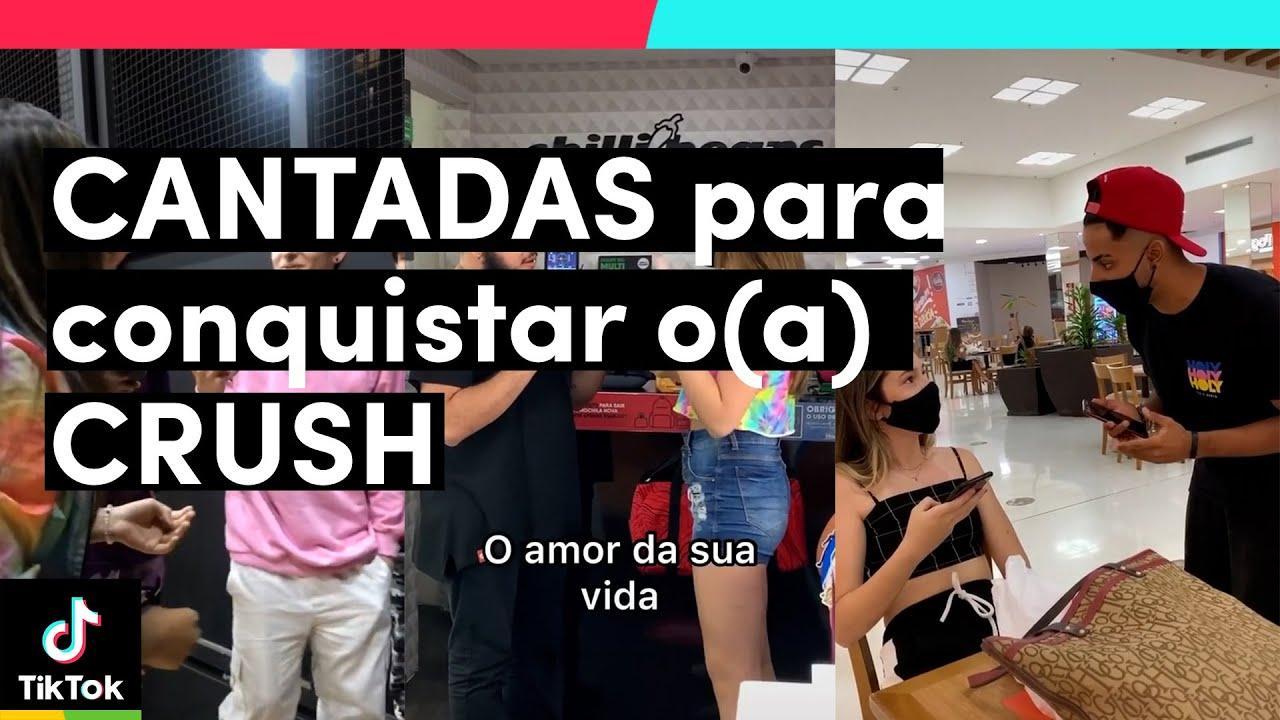 Download As MELHORES CANTADAS para conquistar o(a) CRUSH | TikTok Brasil
