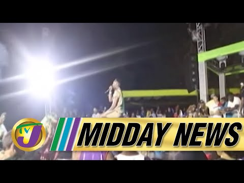 Entertainment Confusion in Jamaica   PNP Apologize   TVJ Midday News - July 28 2021