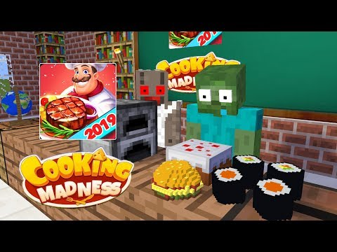 Monster School: FUNNY COOKING CHALLENGE FT. GRANNY - MINECRAFT ANIMATION