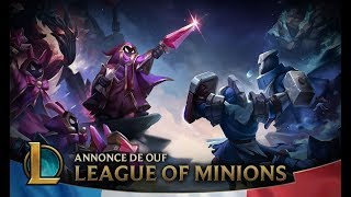 League of Minions | Annonce de ouf