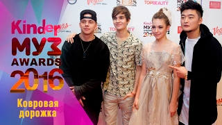 видео Nickelodeon объявляет победителей премии Kids Choice Awards 2014