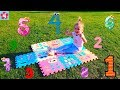 One  Two Three Four Five  Nursery Rhymes, Learn Numbers with Nelly for Kids