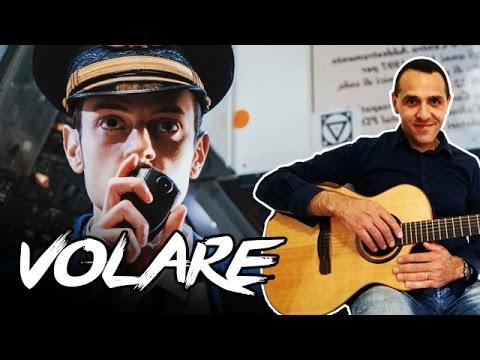 Volare - Fabio Rovazzi - Versione Semplificata (Due Accordi) feat. Gianni Morandi