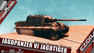 Обзор Jagdpanzer VI Jagdtiger | War Thunder