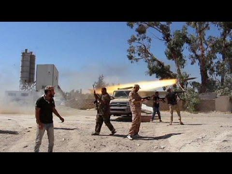 Libya in crisis as violence intensifies between armed militias