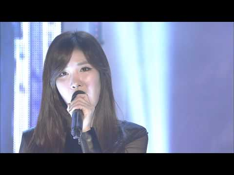 111021 Davichi- Love Oh Love @MTV The Show