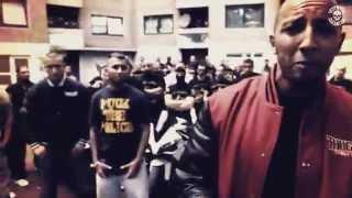Sadiq feat. Capo - Fick den Richter [Thug Life Exclusive Video]