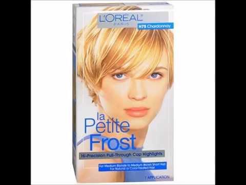 L'Oreal Paris La Petit Frost Hi Precision Pull Through Cap Highlights, La Petite Frost H75 1 ea